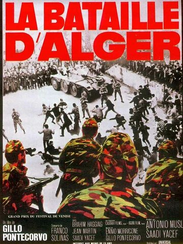 Битва за Алжир (1966) полный фильм онлайн