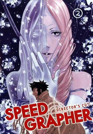 Постер к аниме сериалу Скоростной Графер (2005)