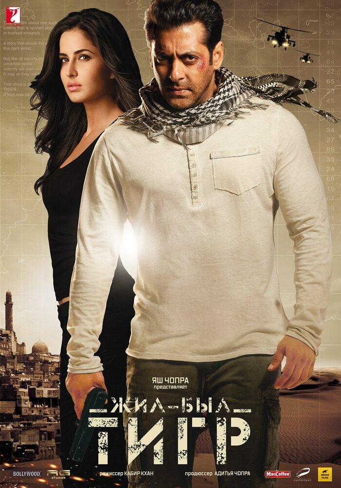 Жил-был тигр / Ek Tha Tiger (2012) DVDRip