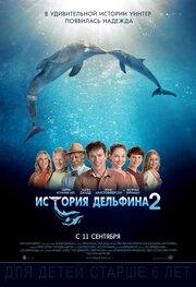 Смотреть История дельфина 2 (2014) в HD качестве 720p