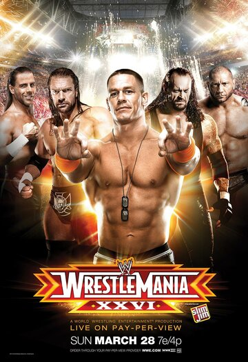 WWE РестлМания 26 (2010)
