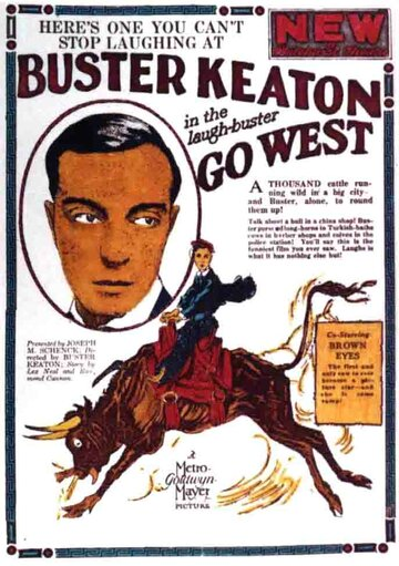 На Запад (1925) полный фильм онлайн