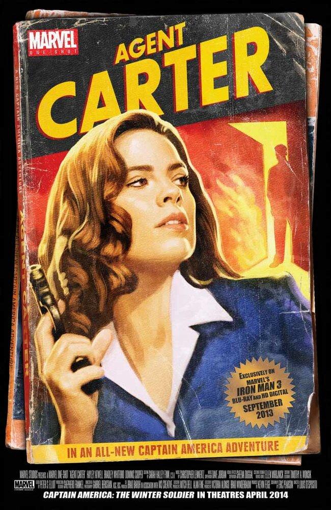Marvel: Агент Картер (2013) - онлайн HD