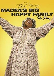 Большая счастливая семья Мэдеи