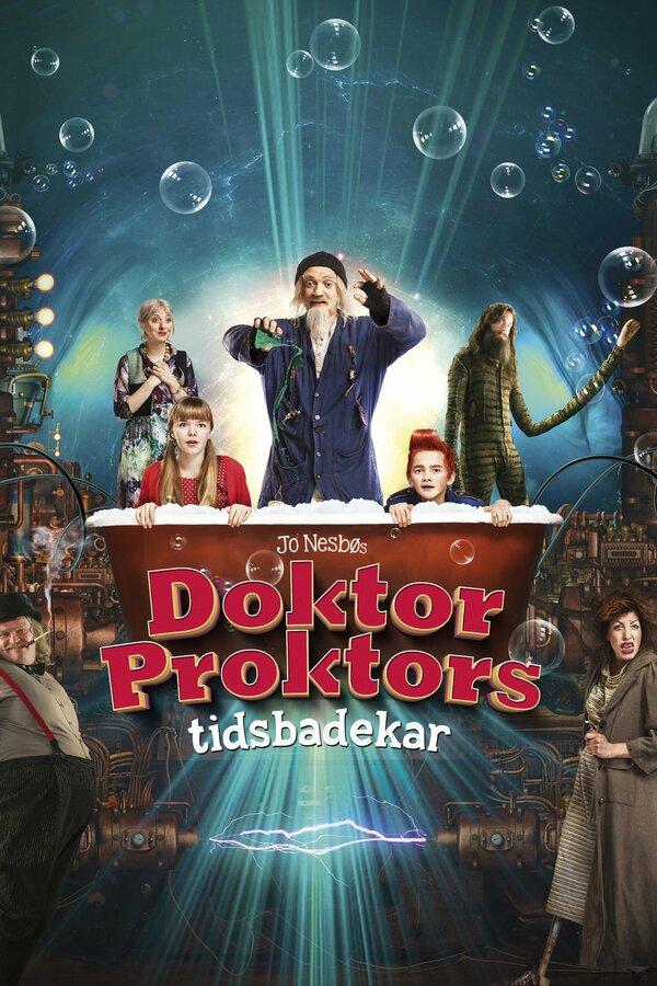 Доктор Проктор и его машина времени (2015)