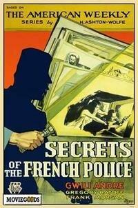 Секреты французской полиции (1932)