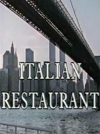 Итальянский ресторан (1994) полный фильм онлайн