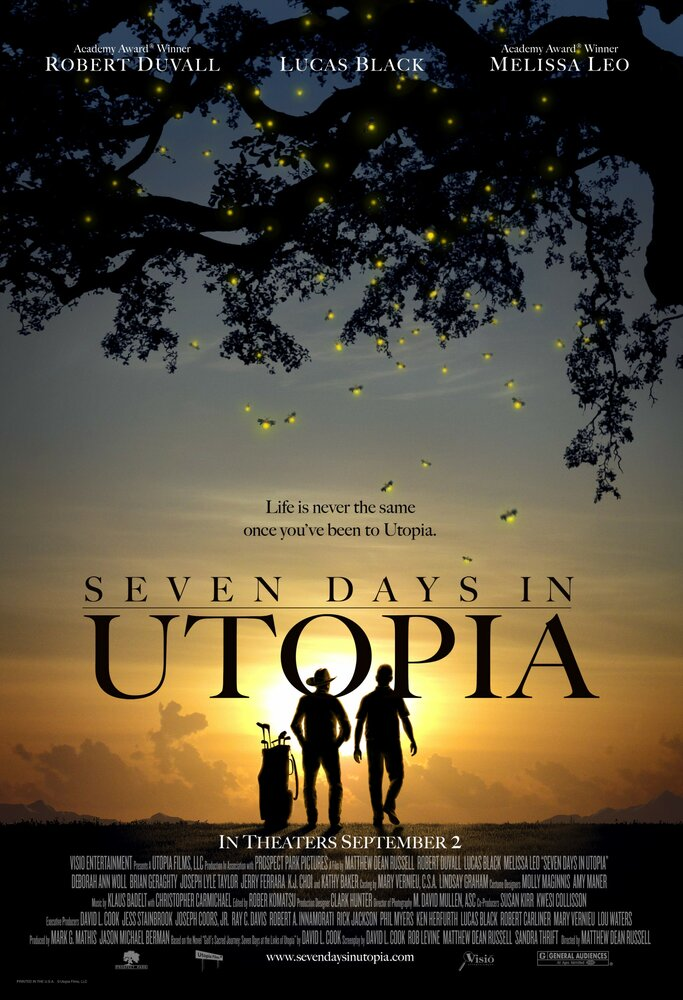 Семь дней в Утопии / Seven Days in Utopia