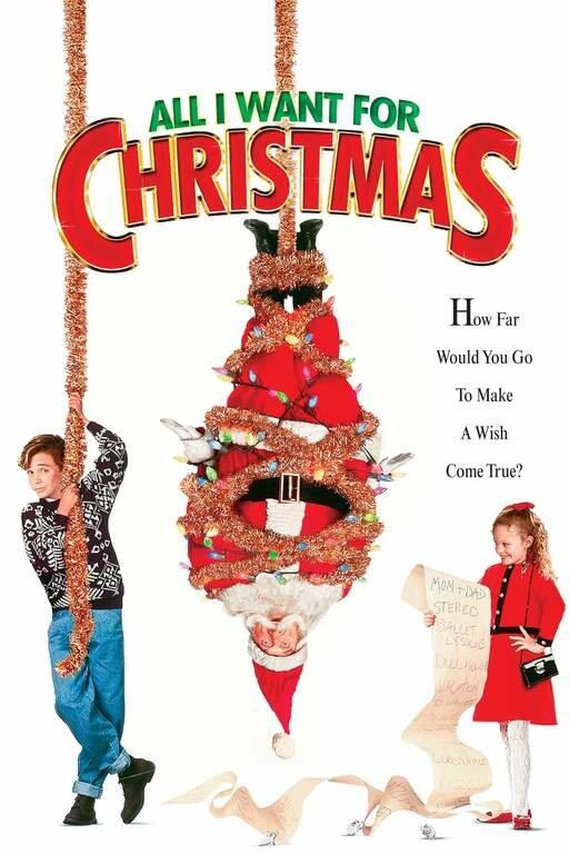 Все, что я хочу на Рождество смотреть онлайн (1991) HDRip