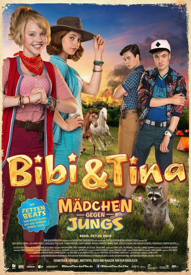 Биби и Тина: Девчонки против мальчишек (2016)