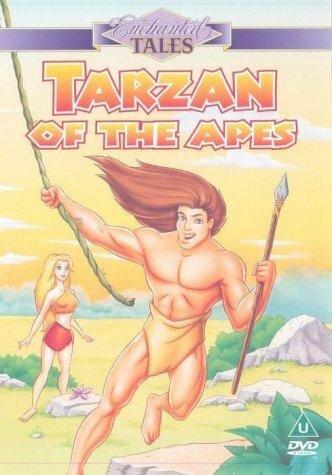 Тарзан повелитель обезьян (1998)