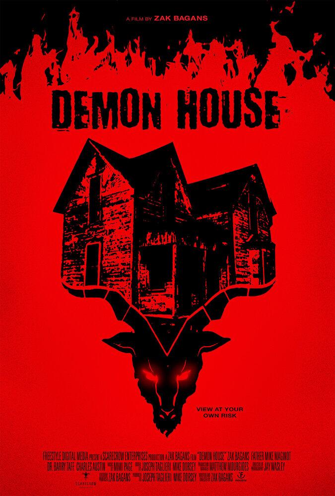 Демонический дом (2018)