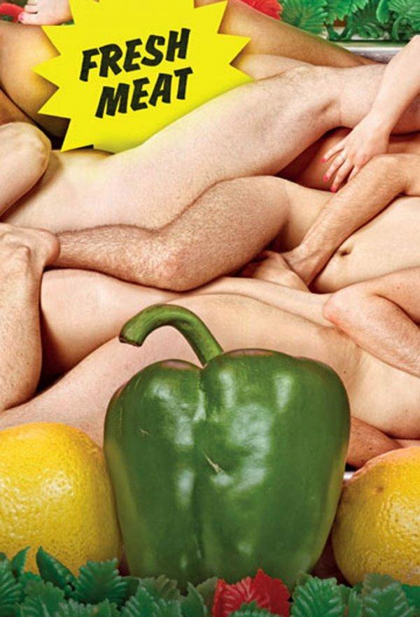 Свежее мясо / Fresh Meat (2012) BDRemux 1080p | L2