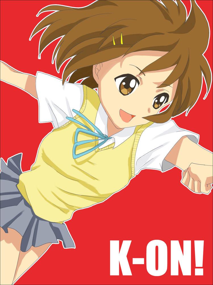 Кэйон! [ТВ-1] / K-On! (Ямада Наоко)[TV-1][12 из 12 + 9 sp][RAW][2xRUS+JAP+3xSUB][2009, BDRip][720p]