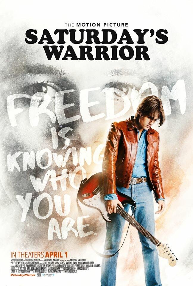 Субботний воин / Saturday's Warrior (2016)