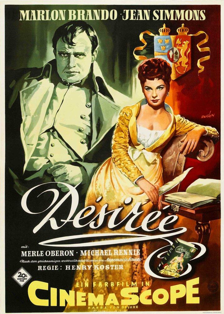 Любовь императора Франции / D?sir?e (1954)