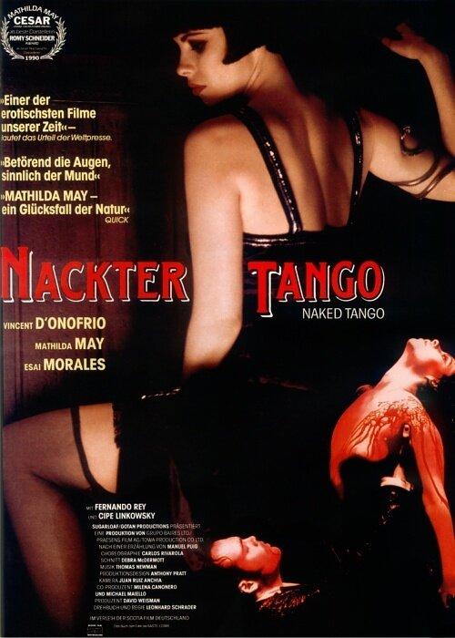 Смотреть обнаженное танго