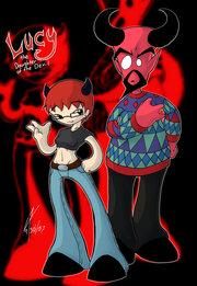 Люси – дочь дьявола (2005)