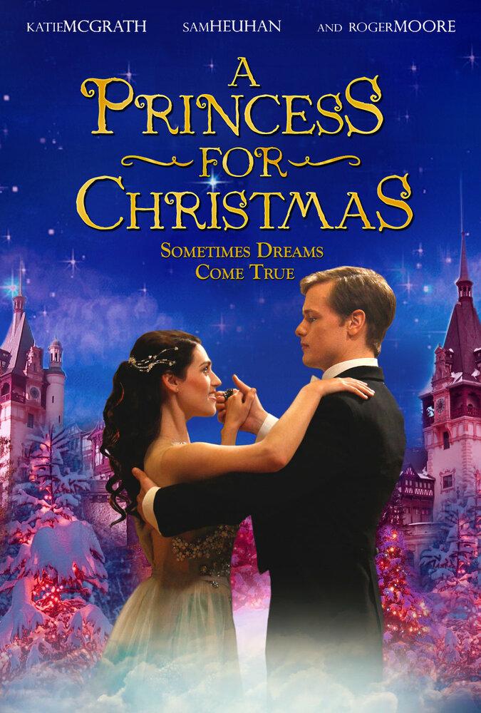 Принцесса на Рождество смотреть онлайн