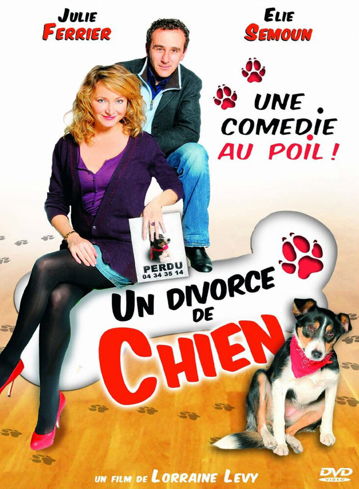 Развод по-собачьи / Un divorce de chien (2010)