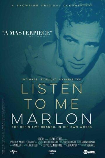 Послушай меня, Марлон (2015) полный фильм