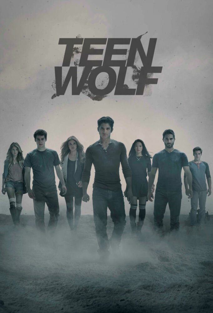 картинки волчонок сериал