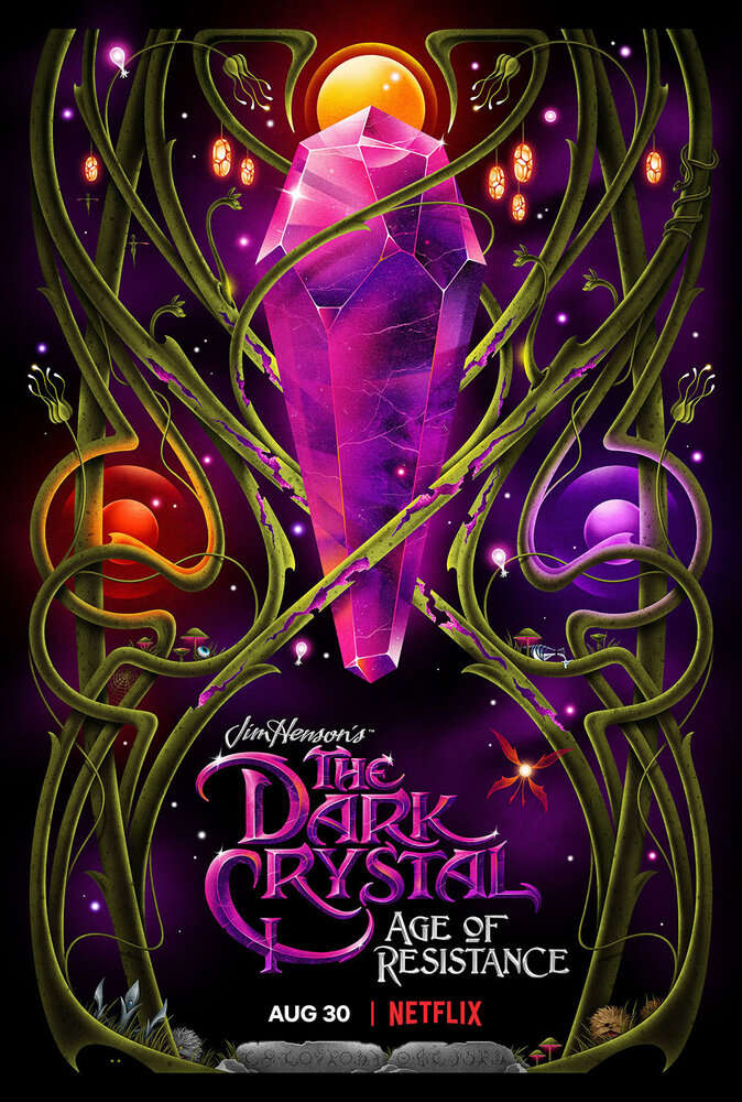 Тёмный кристалл: Эпоха сопротивления (1 сезон)