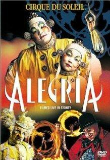 Цирк Дю Солей: Алегрия