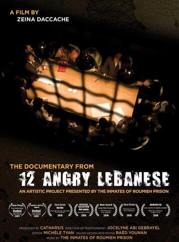12 разгневанных ливанцев (12 Angry Lebanese: The Documentary)