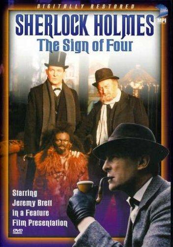 Знак четырех (1987) полный фильм