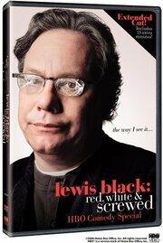 Смотреть онлайн Льюис Блэк: Красный, белый и поддатый