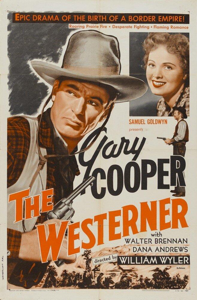 Человек с запада (1940) смотреть онлайн в хорошем качестве