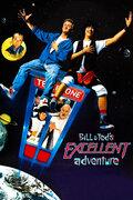 Невероятные приключения Билла и Теда / Bill & Ted's Excellent Adventure (Стивен Херек / Stephen Herek) [HDTVRip] DVO