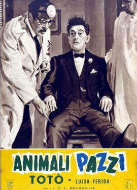 Сумасшедшие животные (1939)