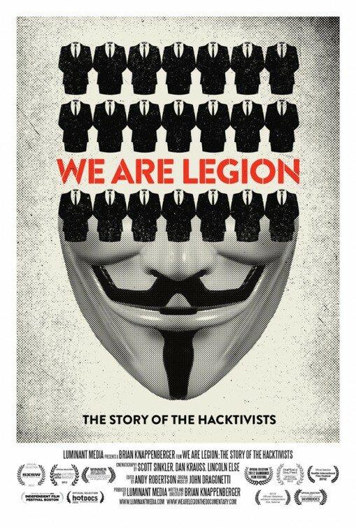 Имя нам легион: История хактивизма (2012)