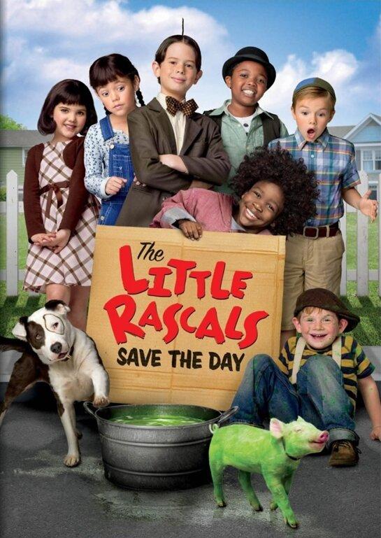 Маленькие негодяи спасают положение / The Little Rascals Save the Day (2014)