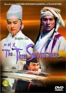 Скачать дораму Три меченосца Dao jian xiao
