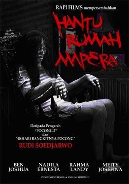 Призрак дома на улице Ампера (2009) полный фильм онлайн