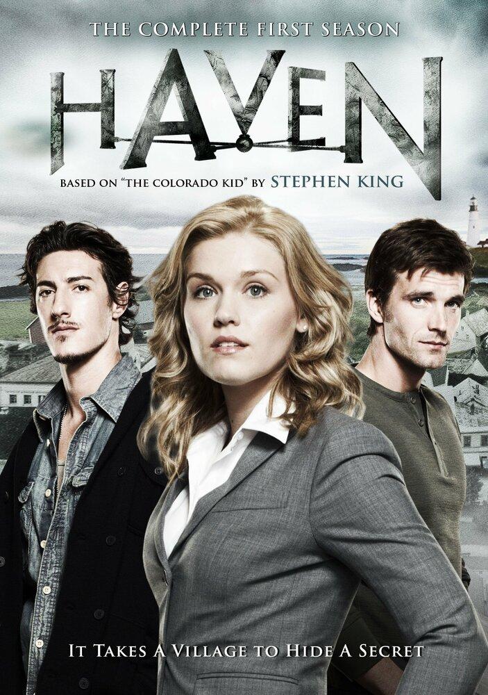 Тайны Хейвена  (Все сезоны)