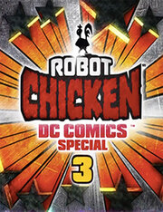 Робоцып: Специально для DC Comics 3: Волшебная дружба