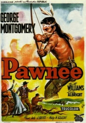 Пауни (1957)