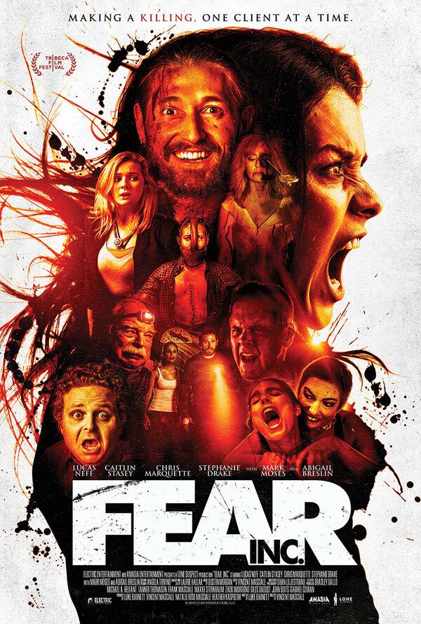 Отзывы к фильму – Корпорация «Страх» (2016)