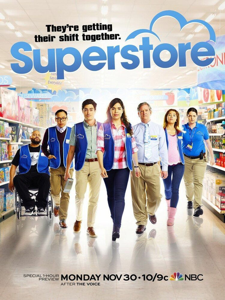 Супермаркет 4 сезон 7 серия 2015
