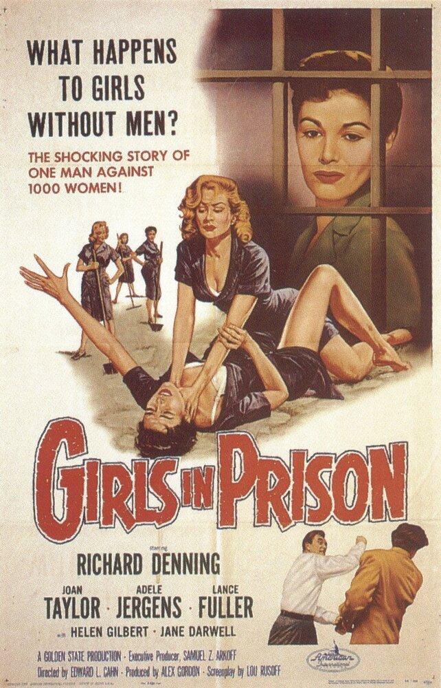 Фильм тюремные девушки смотреть