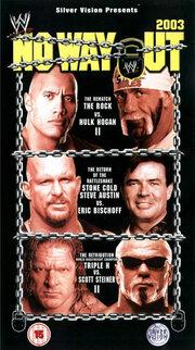 WWE Выхода нет (2003)