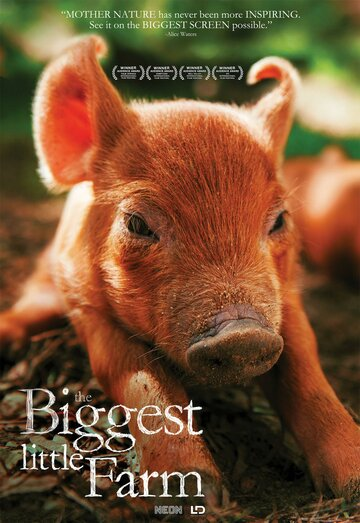 Постер к фильму Самая большая маленькая ферма (2018)