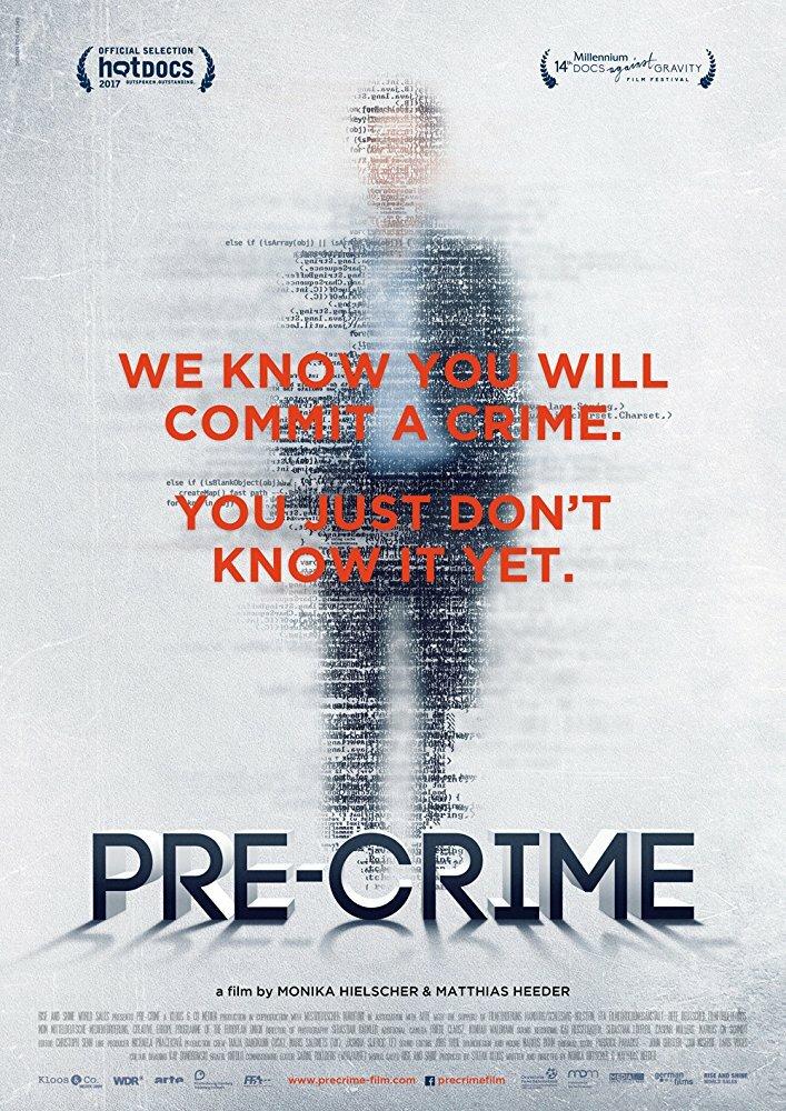 Pre-crime: Потенциальные преступники (2017)