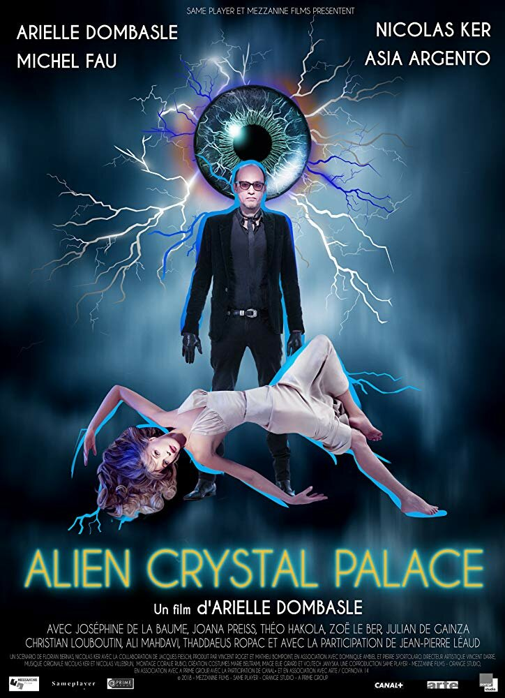Alien Crystal Palace 2018 смотреть онлайн в хорошем качестве