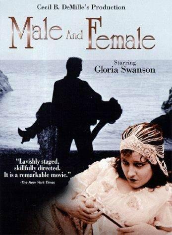 Мужское и женское (1919) полный фильм онлайн