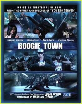 Фильм Boogie Town